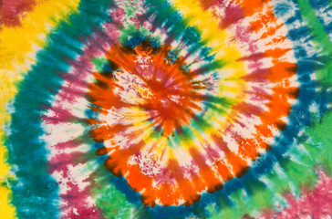 Colorful Tie Dye Designs Patterns