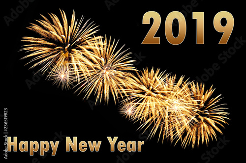 Happy New Year Fireworks 72