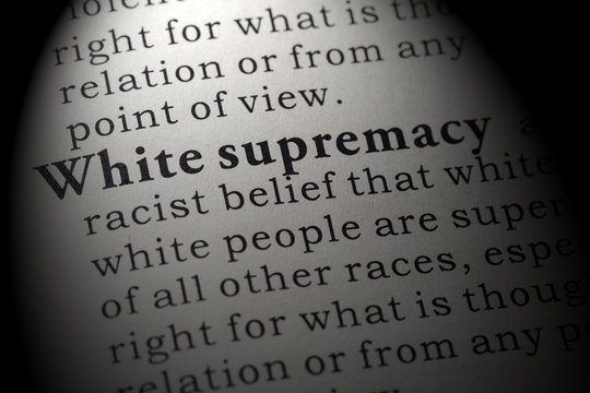 definition of White supremacy