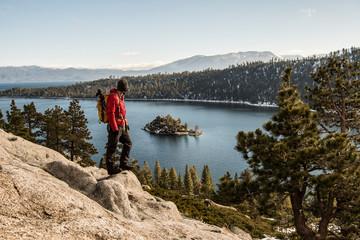 Explorer in Tahoe