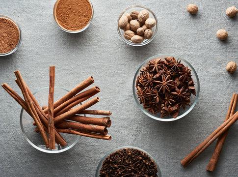 Still Life of Winter Spices