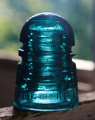 Antique Glass Insulator