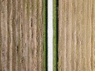 Road symmetry