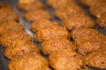 Whole Food Cookies, Nutritious Dessert, Healthy Cookies