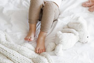 Child's Legs