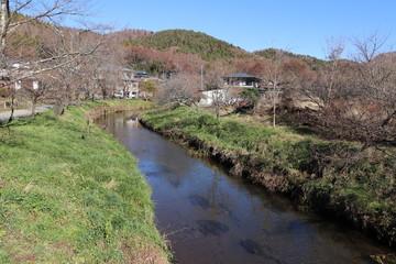 世界遺産・富士山の構成資産、忍野八海(銚子池)