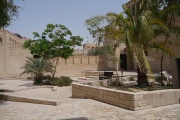 Innenhof in Dubai