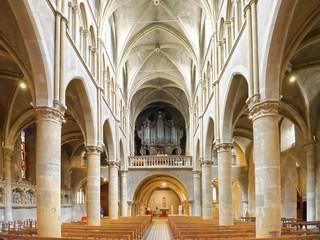 Metz - Kirche des Heiligen Martin - Innenansicht