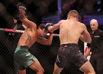 MMA: UFC Fight Night-Adelaide-Garcia vs France