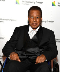 Kennedy Center Honoree Wayne Shorter arrives for gala at US State Department