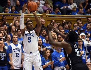 NCAA Basketball: Stetson at Duke