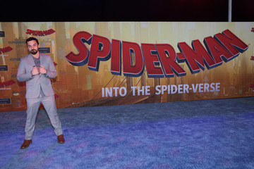 """World premiere of """"Spider-Man: Into the Spider-Verse"""" in Los Angeles"""