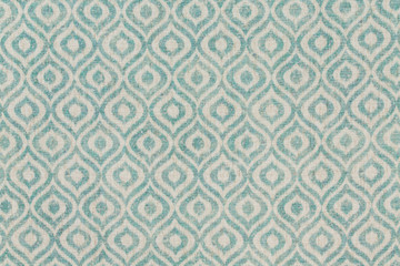 Textured fabric with pattern