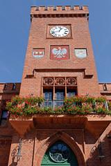 Das alte Rathaus von Kolberg Kolobrzeg