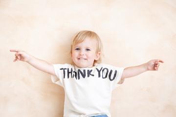 Thank You Day Internation Holiday