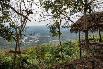 Laos - Fahrt von Luang Prabang nach Vang Vieng