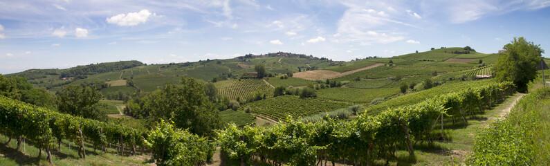 Panorami del Monferrato