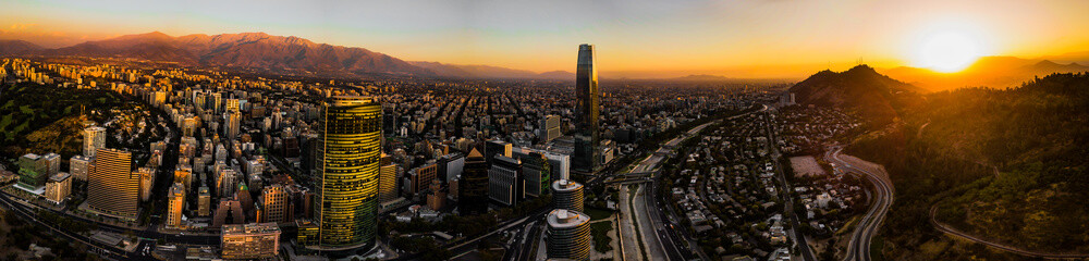 Providencia in Santiago, chile
