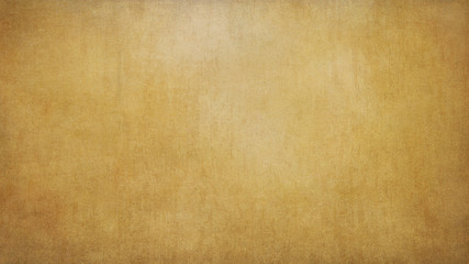 Abstract hand-painted gold vintage background