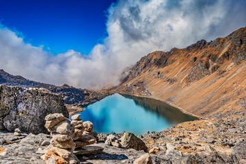 Langtang Gosainkunda lake