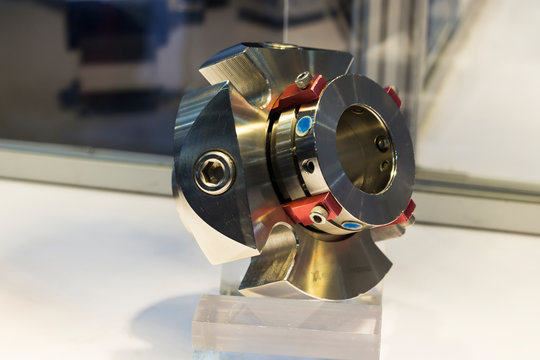 mechanical rotary joint for power transmission