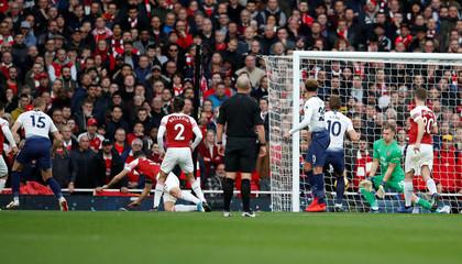 Premier League - Arsenal v Tottenham Hotspur