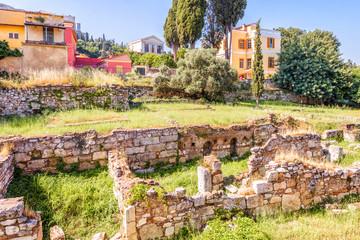 Ancient Greek Agora, Athens, Greece