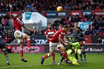 Championship - Bristol City v Millwall