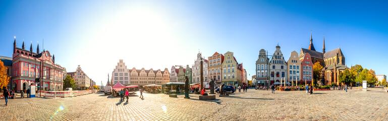 Rostock, Neuer Markt, Deutschland