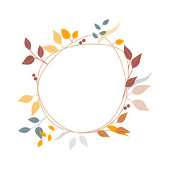 Blätterkranz