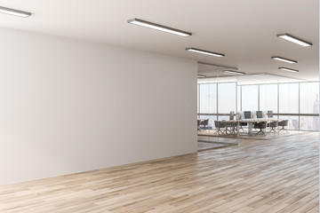 Fotomurales - Modern office with copyspace