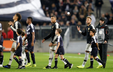 Ligue 1 - Bordeaux vs Paris St Germain