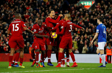 Premier League - Liverpool v Everton