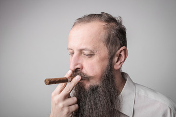 Cigar-time