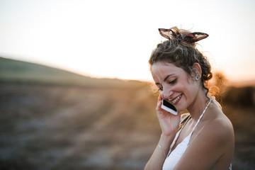 Lovely call