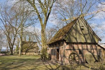 altes Bauernhofhaus in Bad Zwischenahn