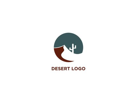 desert logo design inspiration