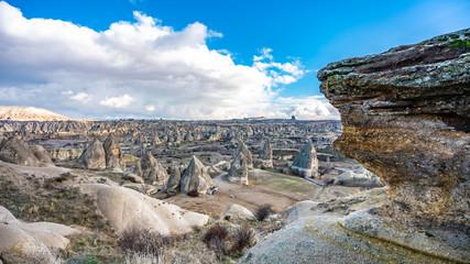 Cappadocia, Turkey Amazing Landscape