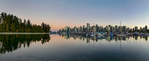 Stanley Park - Vancouver, Canada Fotomurales