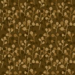 Organic background. Seamless pattern.Vector. 有機的なパターン