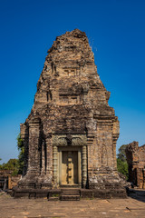 Kambodscha - Angkor - Östlicher Mebon
