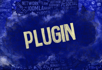 Plugin, Word Cloud - Typography