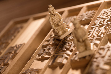 Movable type and the Terra Cotta Warriors