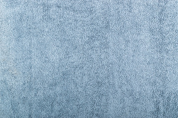 Gray hotel towel wave texture or material close up