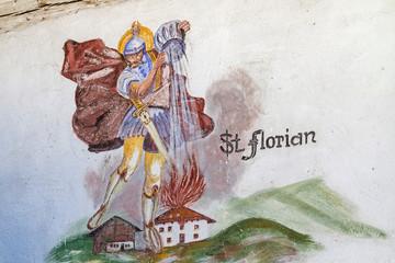 Florian - Patron der Feuerwehr