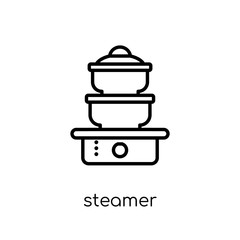 steamer icon from Kitchen collection.