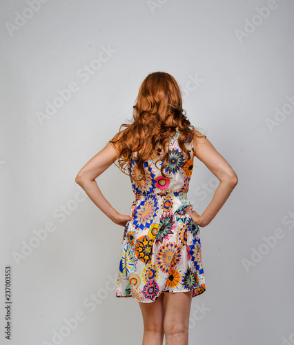 heißer verkauf rabatt glatt gut modisches kleid sommerkleid frau wieblich tailliert