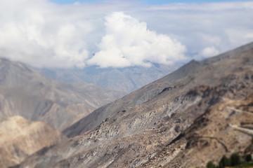 spiti valley mountains