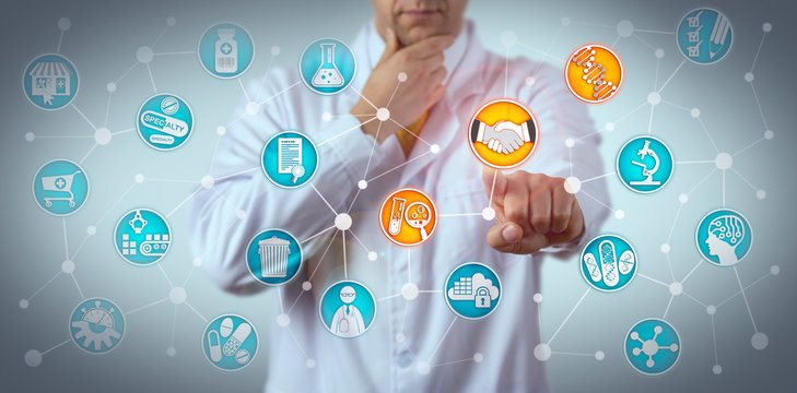 Scientist Enters Pharmacogenomic Partnering Deal