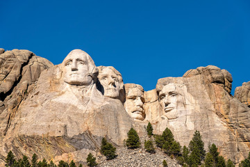 George, Thomas, Teddy, Abe, Mt. Rushmore
